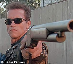 Throwback: L'acteur photographié Terminator Judgment Day il y a 28 ans