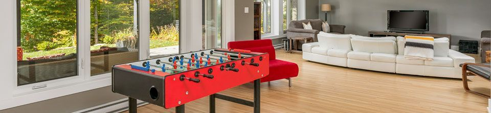 Tables de jeux - soccer baby-foot, ping-pong, hockey et plus