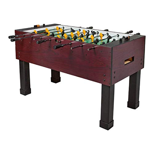 Tornado Sport Foosball Table - Jeu de football de table de qualité commerciale pour la maison (Sport)