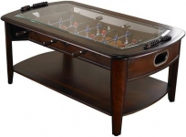 Table basse de baby-foot de Chicago Gaming Signature – Foosball Planet